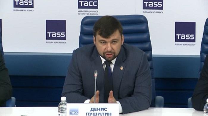 Денис Пушилин принял участие в круглом столе в ТАСС