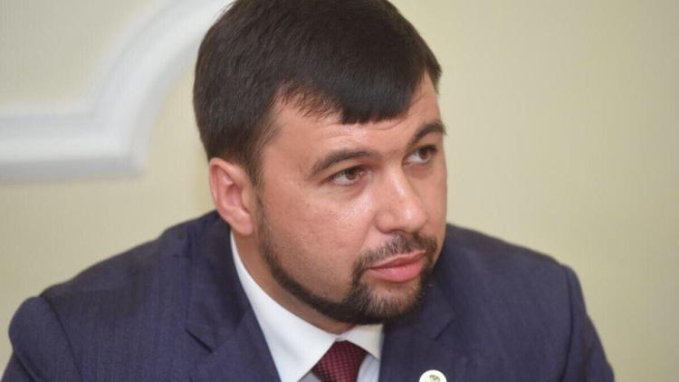 Денис Пушилин прокомментировал предложение украинских властей заблокировать все сайты ДНР