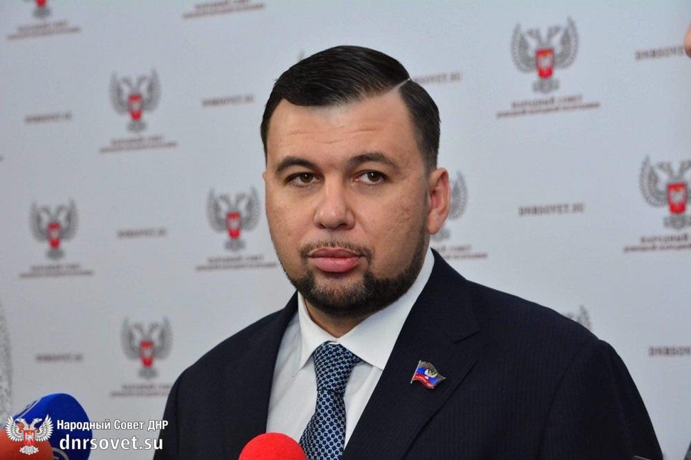 Денис Пушилин: Задачи, поставленные Александром Захарченко, будут выполнены
