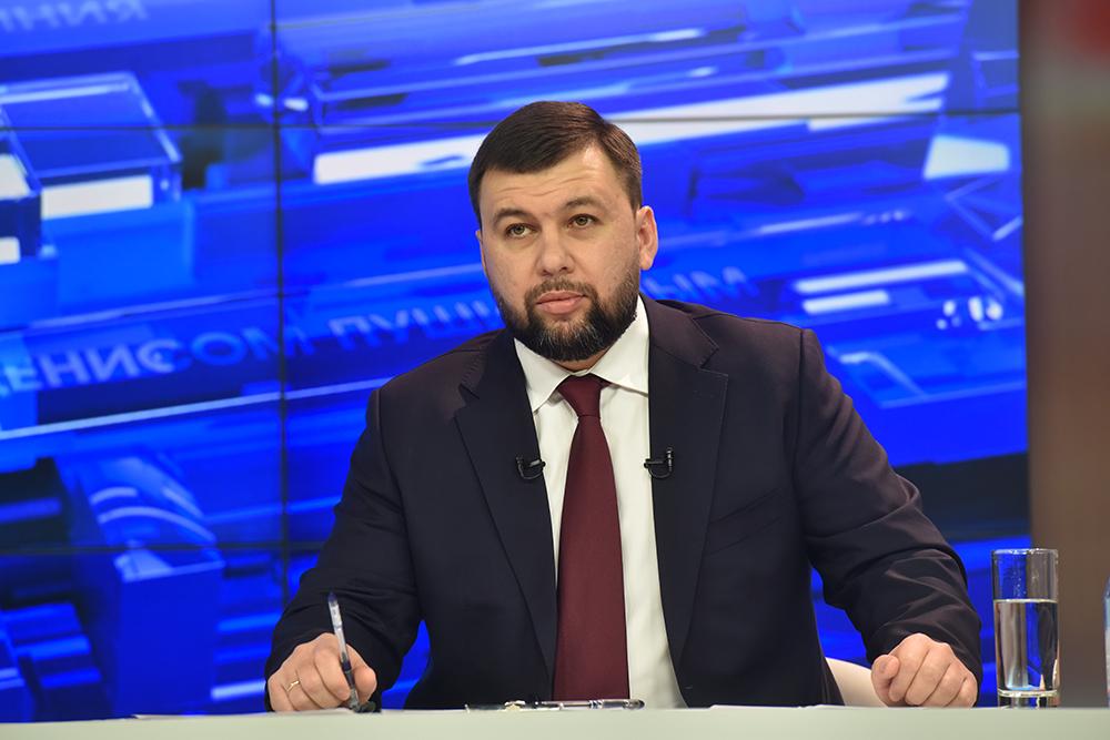 Денис Пушилин поддержал предложение объявить 2019 год Годом русского языка