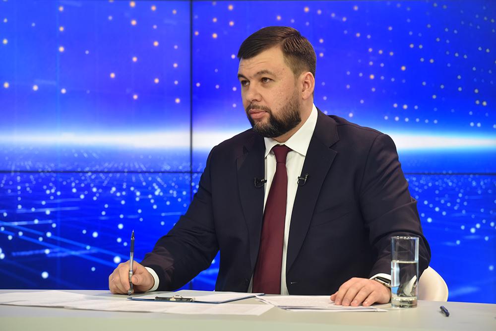 Денис Пушилин: В 2019 году мы увидим развитие промышленности
