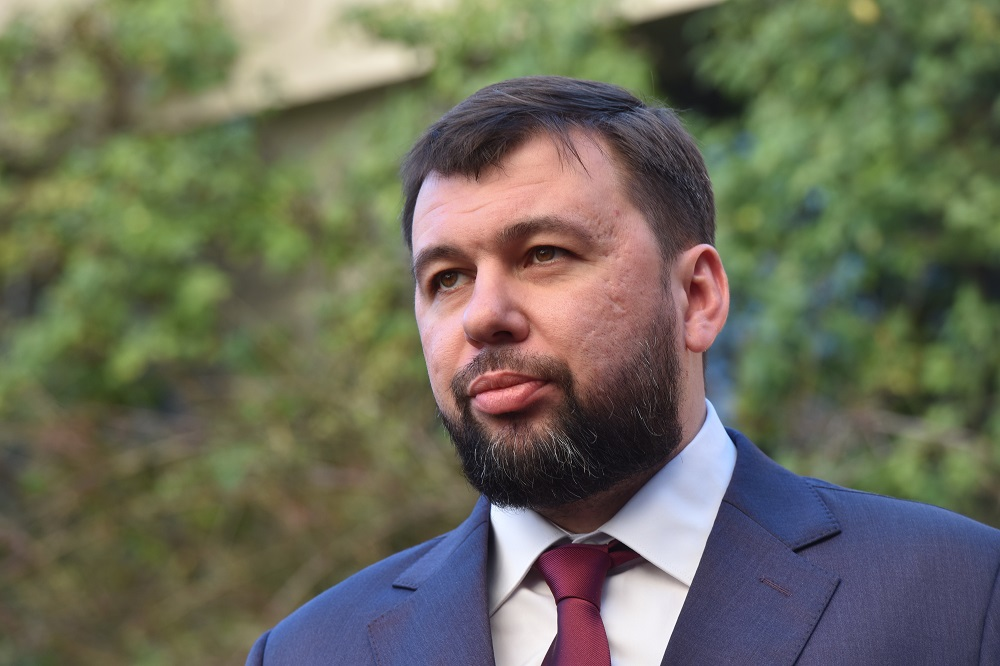 Пушилин: Украина пользуется перемирием для скрытного продвижения