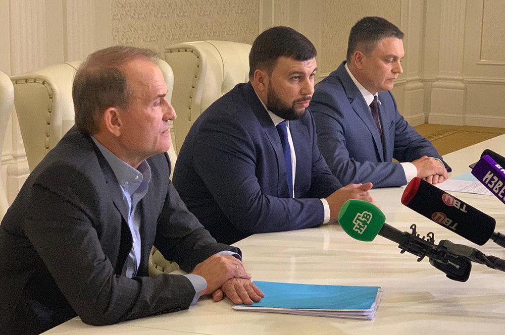 По итогам переговоров в Минске достигнута договоренность о передаче Киеву четырех украинских военнопленных