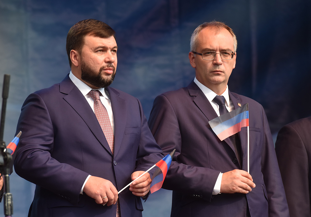 «Южный форпост великой державы»: Денис Пушилин поздравил жителей Новоазовска со 170-летием города