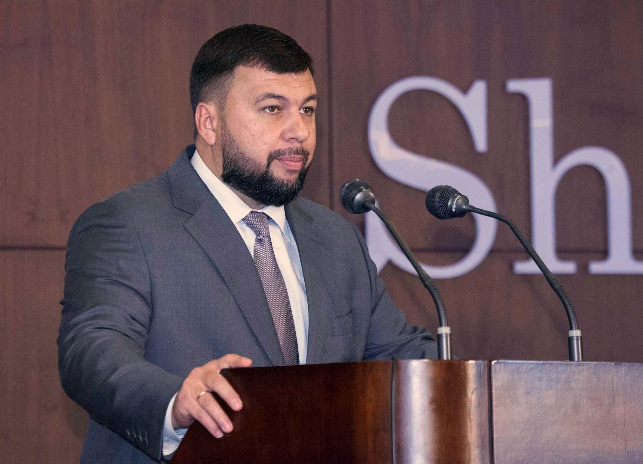 Глава ДНР Денис Пушилин отметил весомый вклад работников торговли в развитие экономики Республики