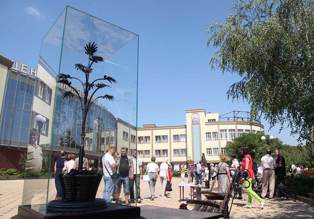 Глава ДНР Денис Пушилин поздравил металлургов Республики с наступающим профессиональным праздником
