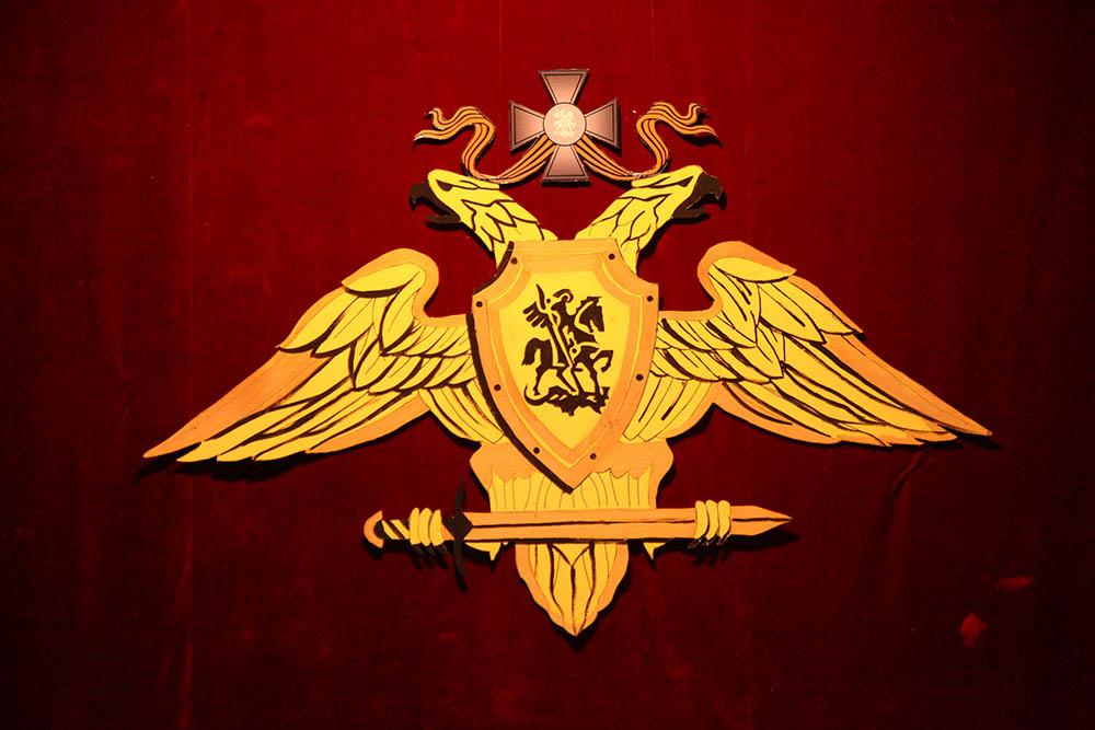 Глава ДНР Денис Пушилин наградил бойцов отряда огневой поддержки «Кольчуга»
