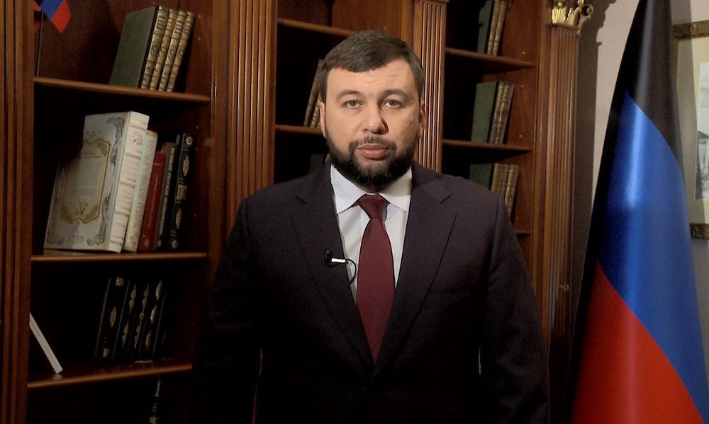 Заявление Главы ДНР Дениса Пушилина о похищении Владимира Цемаха