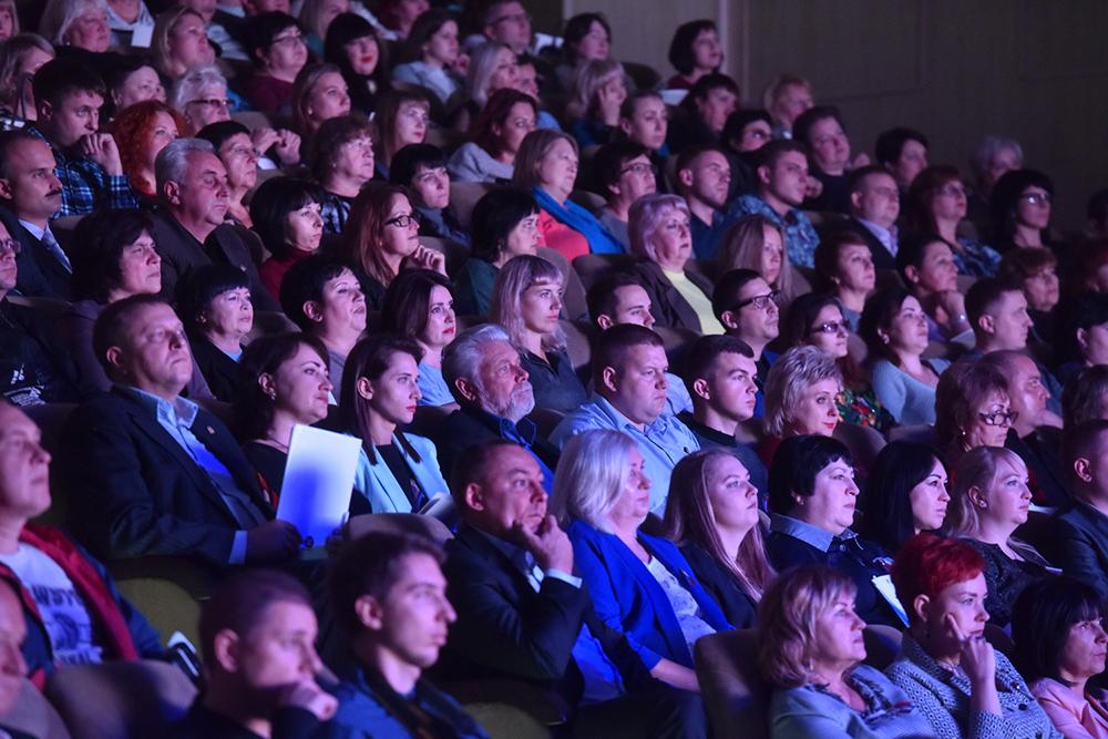 «Бережное отношение к человеку»: Денис Пушилин на съезде по случаю пятилетия ОД «ДР» поставил задачу чиновникам всех уровней