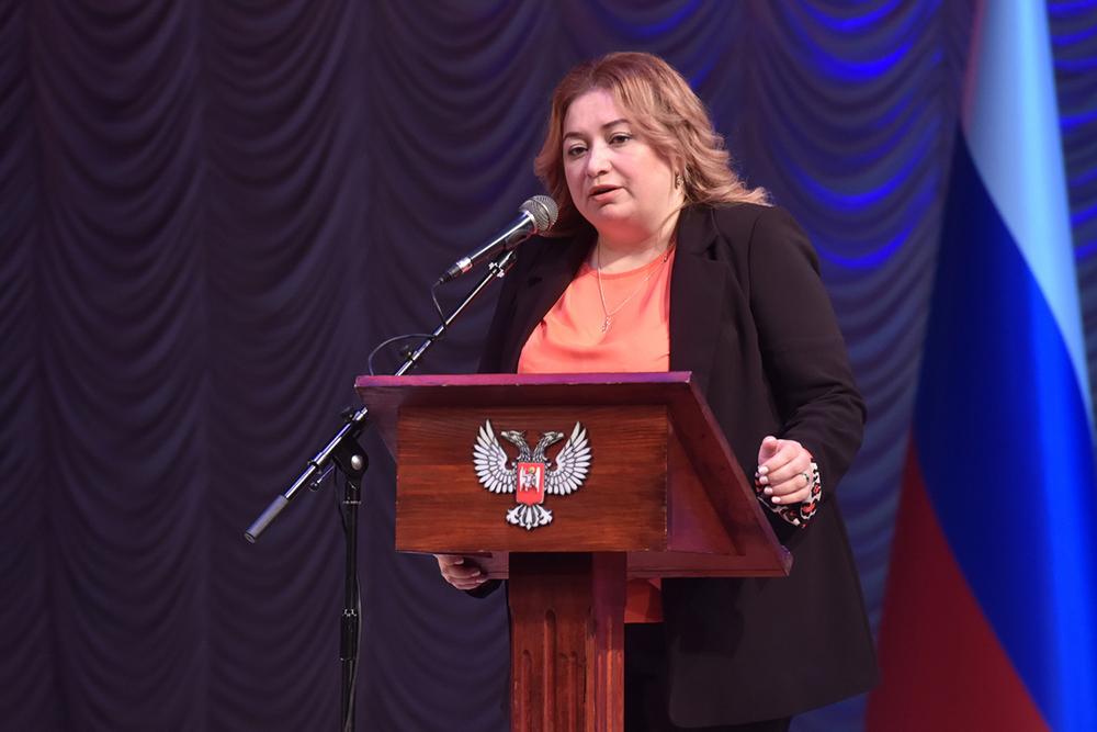 Глава ДНР Денис Пушилин отметил важную роль органов юстиции и судебной системы в становлении и развитии Республики