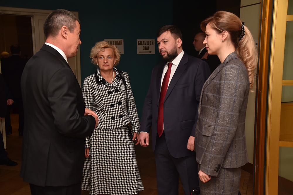 Глава ДНР Денис Пушилин поддержал инициативу создания международного научно-технологического центра «Экология»