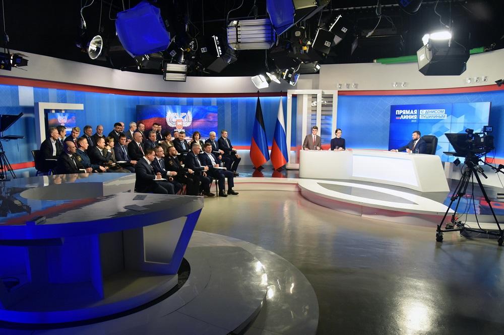 Глава ДНР Денис Пушилин прокомментировал проблему очередей при пересечении границы с Украиной
