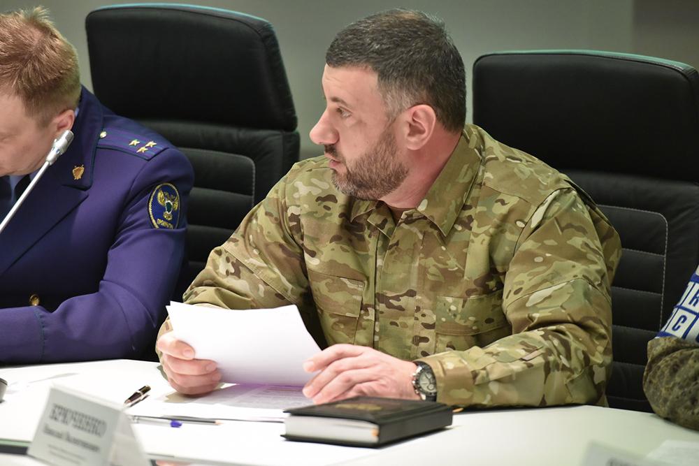Глава ДНР Денис Пушилин провел совещание по вопросам действия в Республике режима повышенной готовности