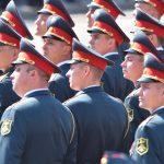 Военный парад в честь 75-летия Победы советского народа в Великой Отечественной войне