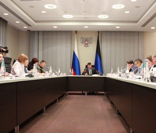 Подготовка к зиме, капремонт, выполнение поручений: Денис Пушилин провел расширенное совещание с главами местных администраций